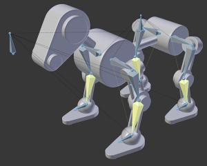 3D визуализация/анимация