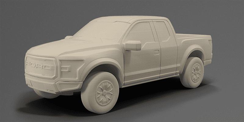 3D_моделирование_машины