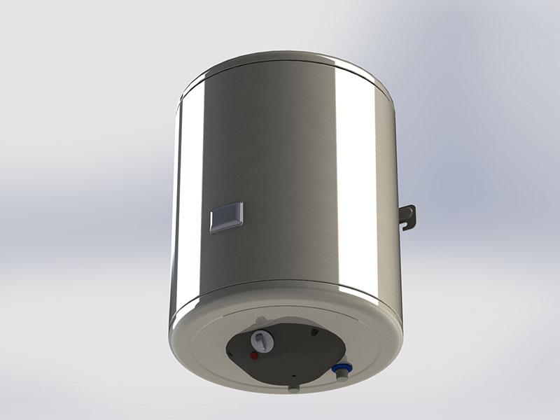 3D_модель_водонагреватель